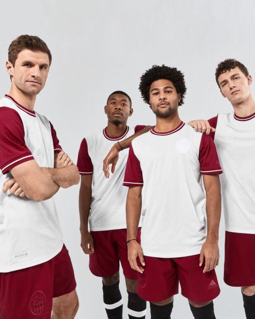 adidas Sondertrikot zum Bayern-Jubiläum