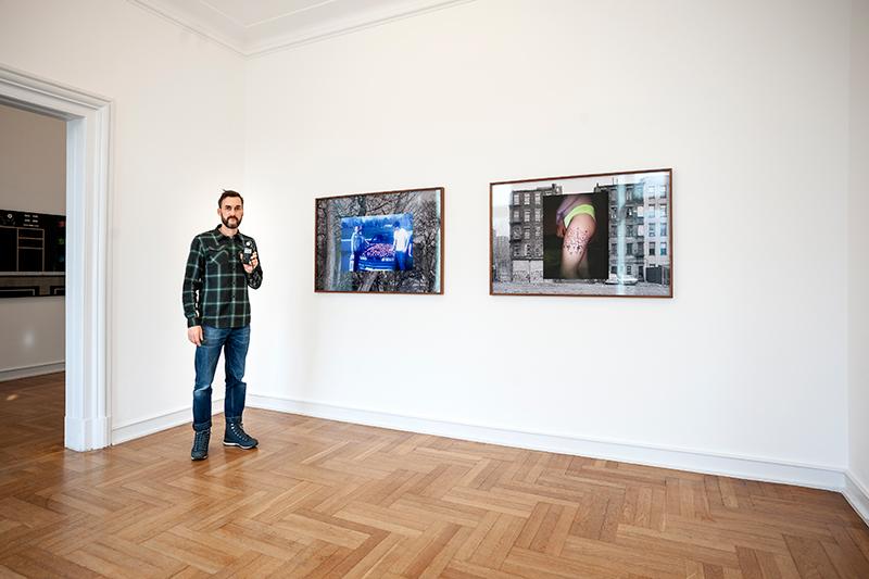 Portrait, Installationsansichten, Museum Morsbroich, 2019