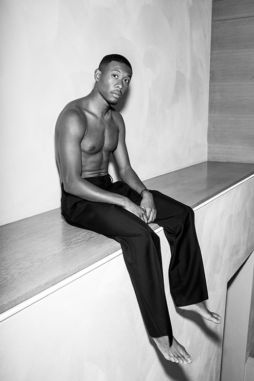 David Alaba by Alexander Basile, #001